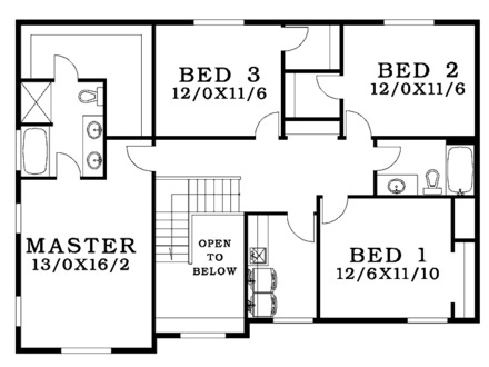 Barndominium Floor Plans 30x50 likewise Functional Small Floor Plans additionally Tudor Home Plans 2 Bedroom also Free 4 House Plan 453 in addition House Plans. on 5 bedroom bungalow