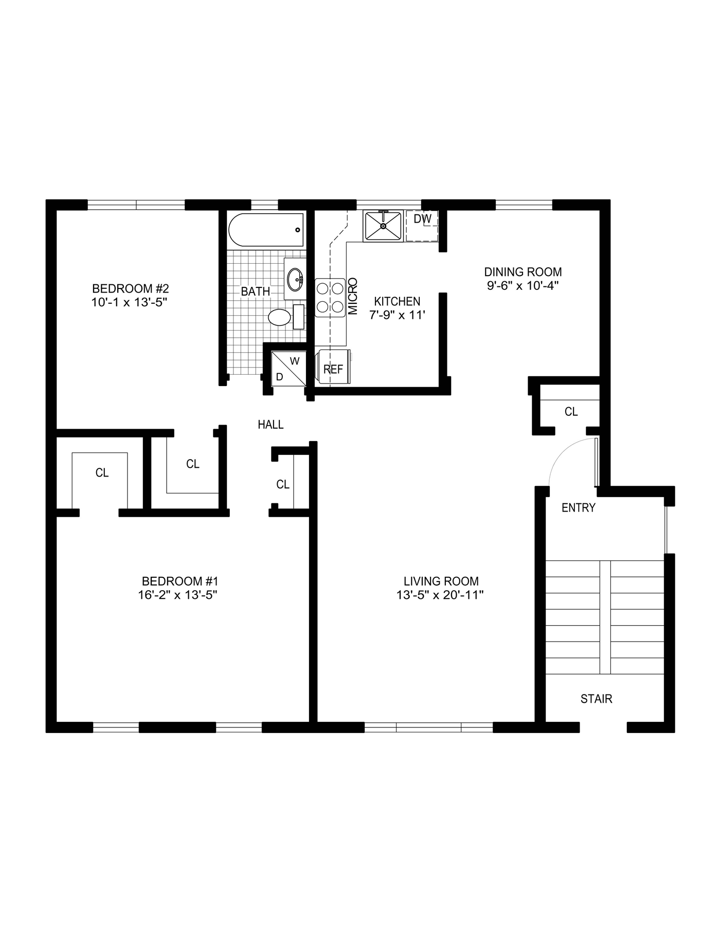 Simple House Designs And Floor Plans Simple House Design Housing, Easy House Blueprints