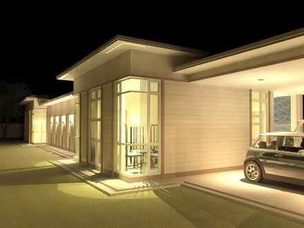 Single Storey Bungalow House Plans Single Storey House Design