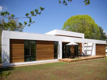 Single Story Modern House Designs Single Story Contemporary House