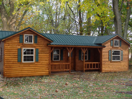 Small Cabins Tiny Houses Amish Built Cabin Kits