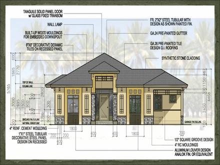 Small House Design Plan Philippines Small Rustic House Plans Designs