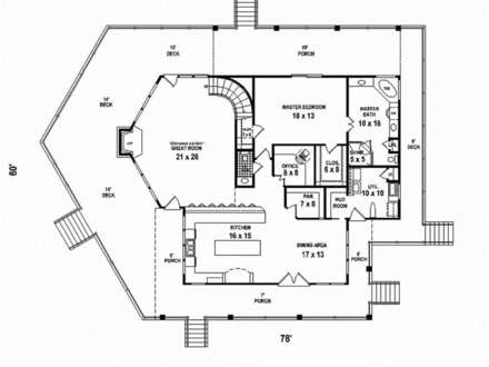 Small Lake House Floor Plans Small House Floor Plans and Designs