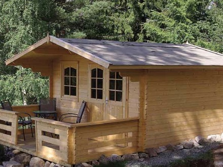 Small Log Cabin Kits Affordable Log Cabin Kits