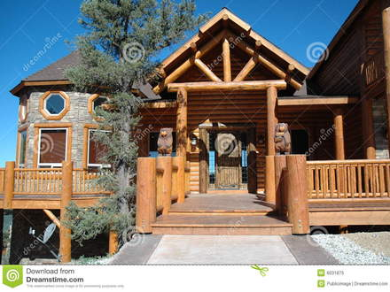 Small Log Cabin Style Homes Log Cabin Style Home