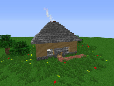 Small Prefab Houses Small Houses to Build On Minecraft