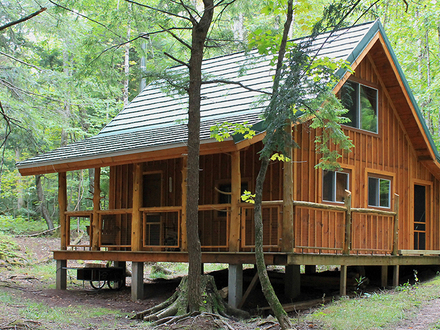 Small Wood Cabins Plans Small Log Cabin Kits Building A