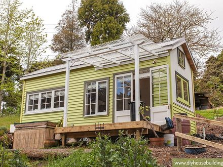 Tiny House On Wheels Plans Modern Tiny House On Wheels