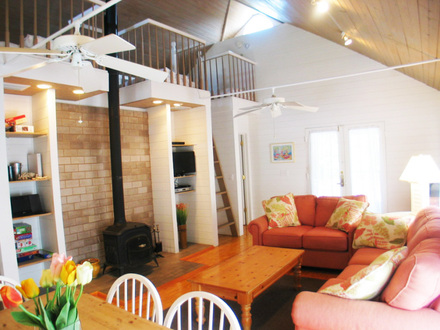 Tiny Houses and Cottages SEASIDE Florida Tiny House Cottage Interiors