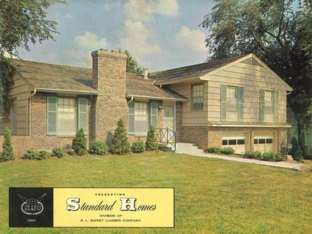Vintage Craftsman House Plans Vintage 1960s House Plans
