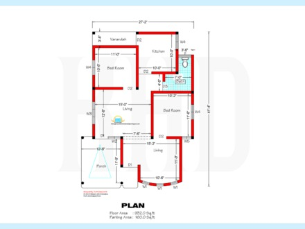 1200 Sq Ft House Plans Ranch Style House Plans 1200 Sq FT Open Floor Plan With