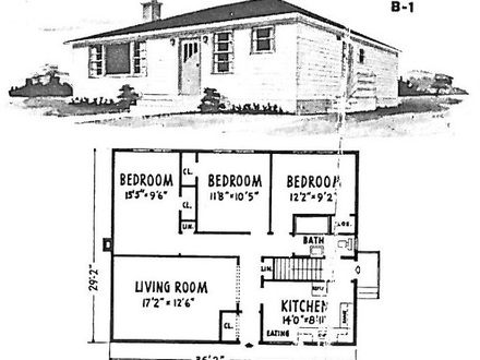 Raised house plans old bungalow style raised bungalow for Bungalow house plans ontario canada