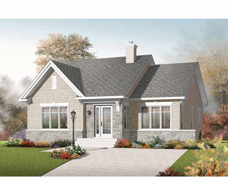 2 Bedroom Bungalow House Plans House Plans 2 Bedroom Flat