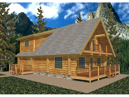 A Frame Log Cabin Home Plans A Frame Log Cabin Interiors