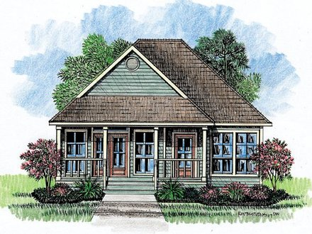 Southern Style Cottages Small Southern Cottage House Plans
