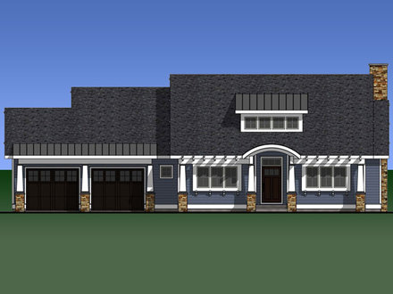 Award Winning Lake Home Plans Award-Winning Craftsman House Plans