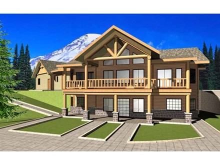 Bavarian Chalet House Plans Chalet Style House Plans Pictures to pin on Pinterest
