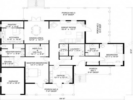 Elevated beach house plans beach house plans southern for Elevated floor plans