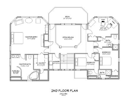Beach House Plans One Story Beach House Floor Plan
