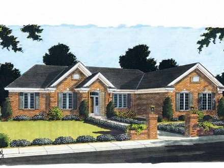 Brick Bungalow Home Plans Brick Bungalows in K-Town Chicago