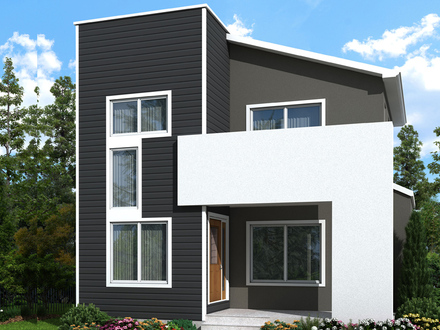Broadview- Thomson School Seattle Plan by Broadview Homes, a new 2 Storey home for sale in Winnipeg