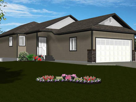 Bungalow House Plans with Attached Garage Bungalow House Plans with Porches