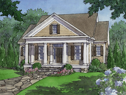Cabin House Plans Southern Living Southern Living House Plans