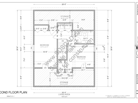 Small house plan small house plans under 1000 sq ft small for 1100 sq ft ranch house plans