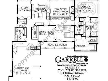 Inexpensive small cabin plans small cabin plans with loft for Cottage home plans with loft