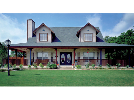 Country House Plans with Open Floor Plan Country House Plans with Wrap around Porches