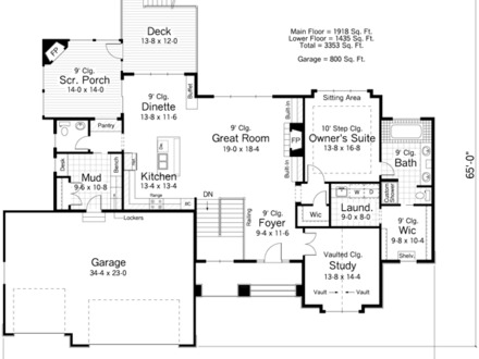 Craftsman Bungalow House Floor Plans Craftsman Bungalow Historic Houses