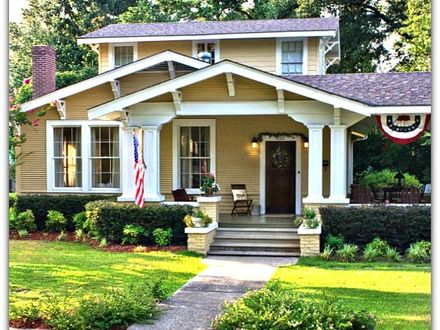 Craftsman Cottage Style House Cottage Style Homes