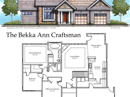Craftsman style doors for homes craftsman style home for Prefab arts and crafts homes