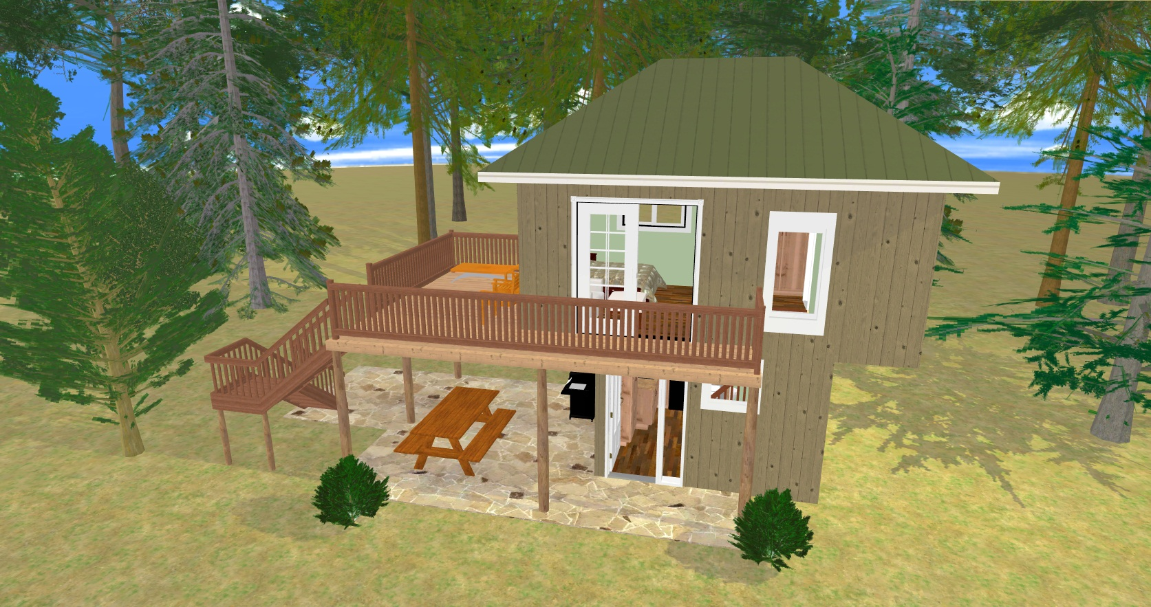031230143c6f273b Easy Simple Tree House Plans Tree House Floor Plans 300 Sq Ft on Small 2 Story Craftsman House Plans