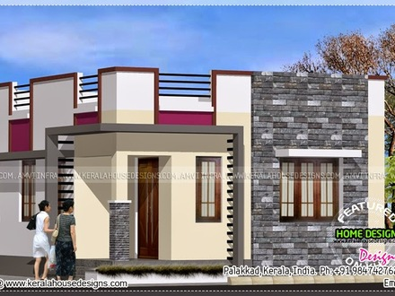 Flat Roof Small Houses Flat Roof Design