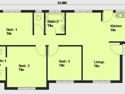 Free House Floor Plans South Africa Free Home Blueprints Floor Plan