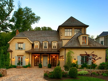 French Country Cottage Homes French Cottages for You