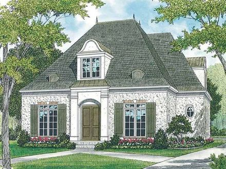 French Country Cottage House Plans Small French Cottage Homes Plans