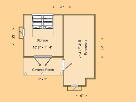From Shed to House Shed House Floor Plans