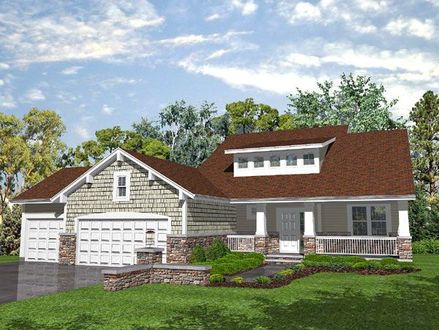 House Plan chp 18061 at COOLhouseplanscom