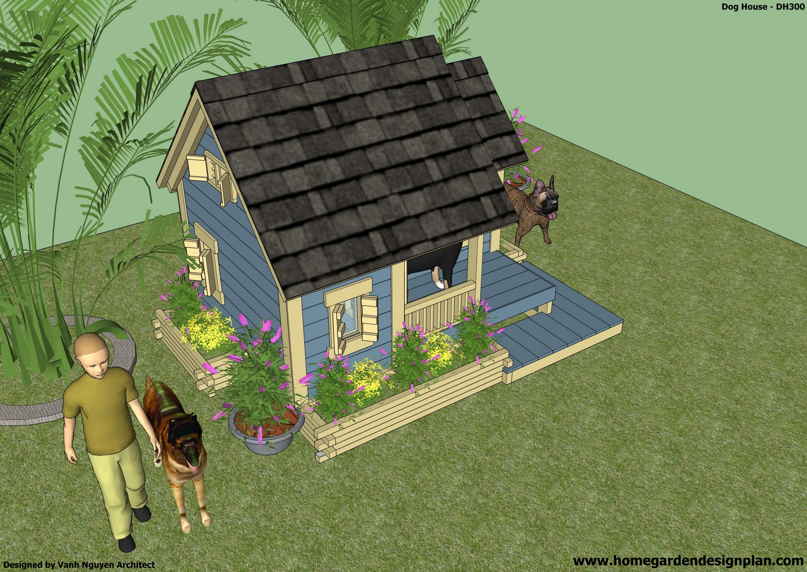 Insulated Dog Houses for Use Year-Round Free Insulated Dog House Plans