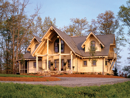 Log Home Rustic Country House Plans Rustic Log Cabin Homes