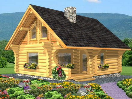 Luxury custom log homes luxury log cabin home floor plans for Custom luxury log homes