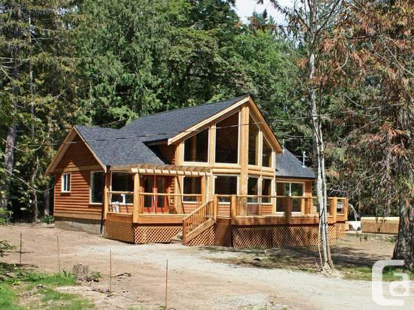 Luxury mountain log homes beautiful log home for sale 2 for 2 bedroom log cabins for sale