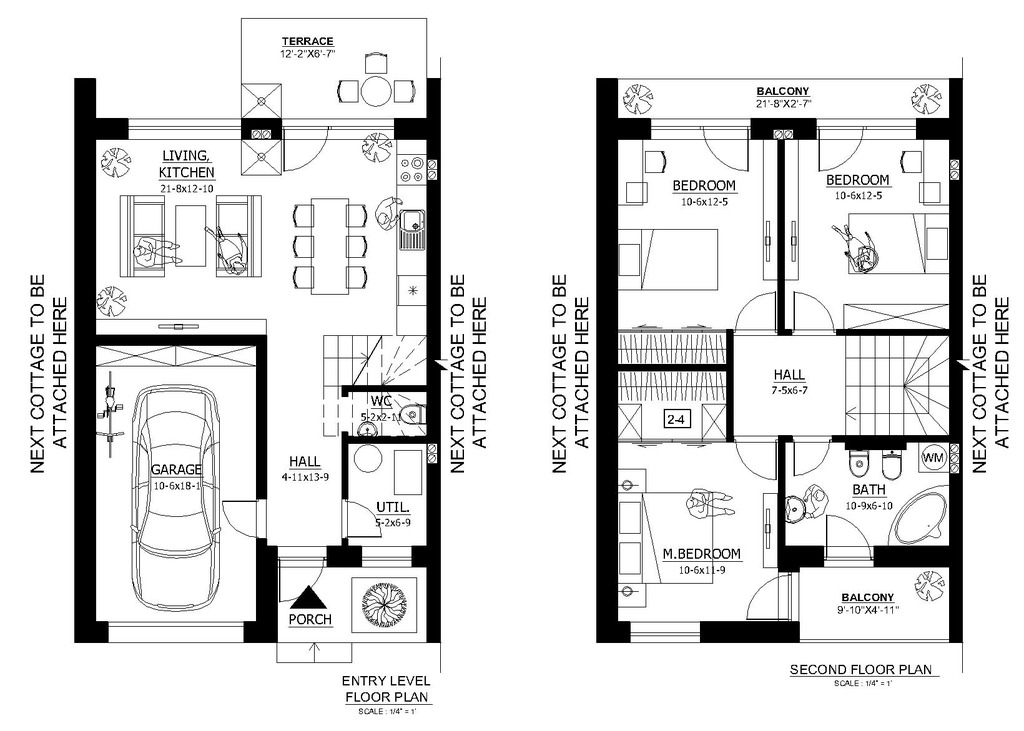 Modern House Plans 1000 Sq FT 1000 Sq Ft House Plans
