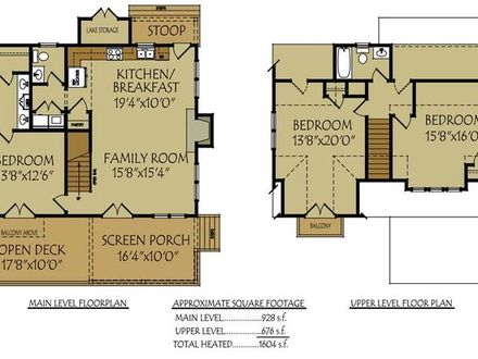 Modern Small House Bungalow Small Bungalow House Floor Plans