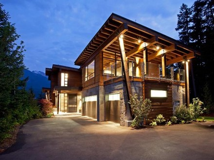 Mountain Home Exterior Design Mountain Style Homes