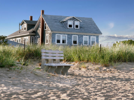 New England Style Beach Cottage New England Beach Cottage