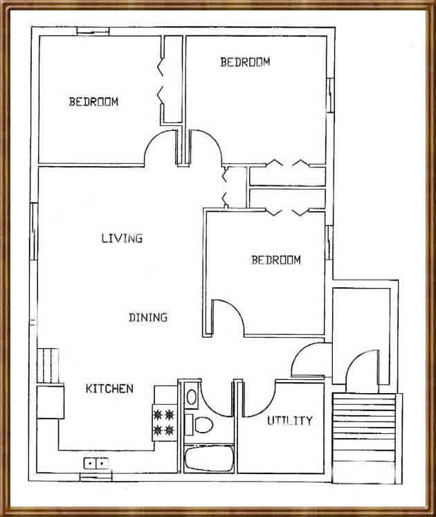 Open cabin floor plans 20x30 open floor plan cabin kits for 20x30 cabin blueprints