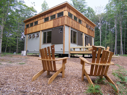 Park Model Tiny House Home Tiny Houses Prefab Cabins Cottages